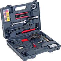 18pc. Bicycle Tool Kit