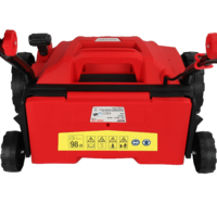 1500 W Electric scarifier aerator 2 in 1 #03