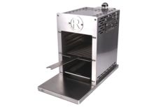 roaster high-temperature gas-grill
