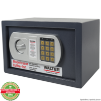 WALTER 8 L Electronic Safe (C-Goods)
