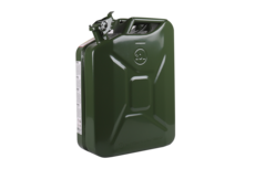 20L Metal jerry can with spout