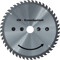 Carbide Sawblade 48 teeth