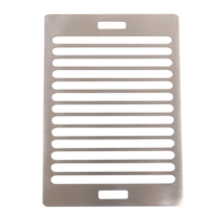 Grill grate for Roaster #02
