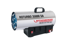 Turbo fan gas heater Roturbo 35000 SA