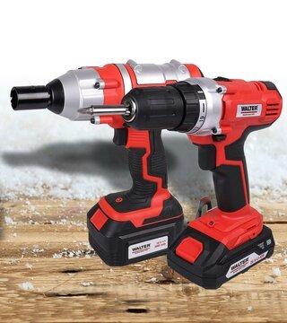 WALTER Werkzeuge Online Shop | Werkzeug & Zubehör online kaufen.